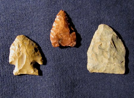 Anne Arundel County has a rich prehistory...