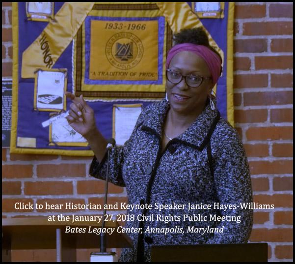 Janice Hayes Williams