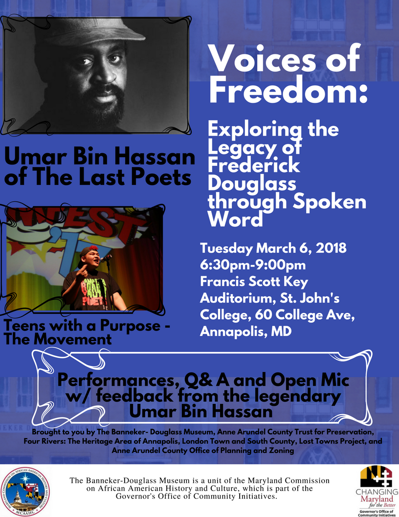 March 6 Umar Bin Hassan Flyer