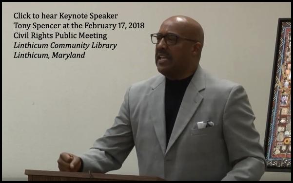 Tony Spencer Keynote Presentation